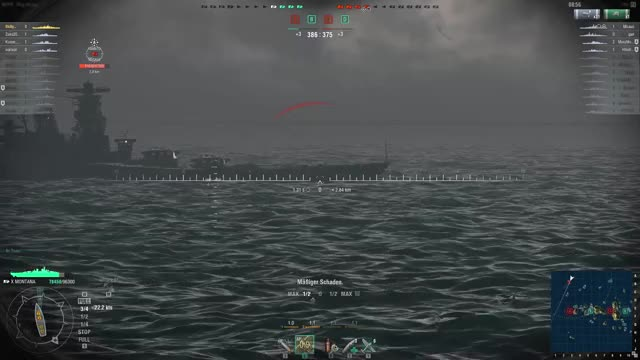 Watch and share Aiming At Citadel Vs Showing Your Broadside GIFs by skillypotato on Gfycat