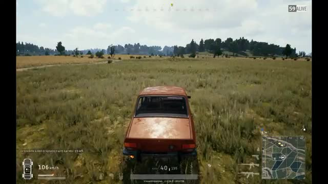 Watch and share PUBG - General Lee GIFs on Gfycat