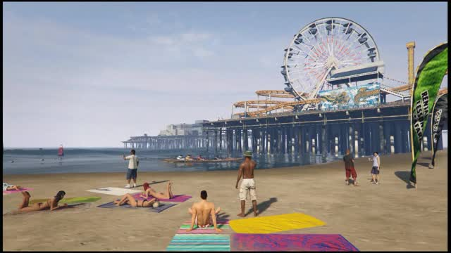 Watch and share Vespucci Beach GIFs by gsab94 on Gfycat