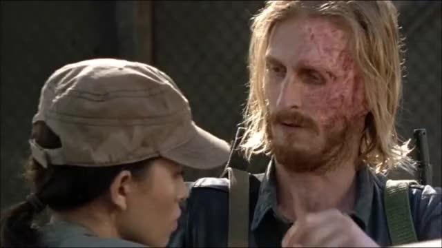 Watch The Walking Dead season 7 ep4 GIF by GIF Master Blaster (@xitenik) on Gfycat. Discover more thewalkingdeadseason7ep4, twd, twds7ep4 GIFs on Gfycat