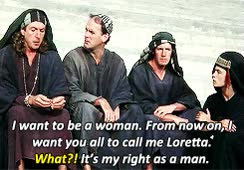 Watch and share Monty Python's Life Of Brian (1979) GIFs on Gfycat