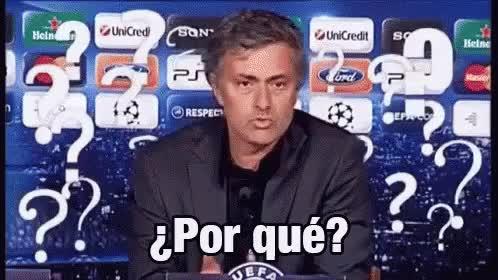 Watch Por Que GIF on Gfycat. Discover more josé mourinho GIFs on Gfycat