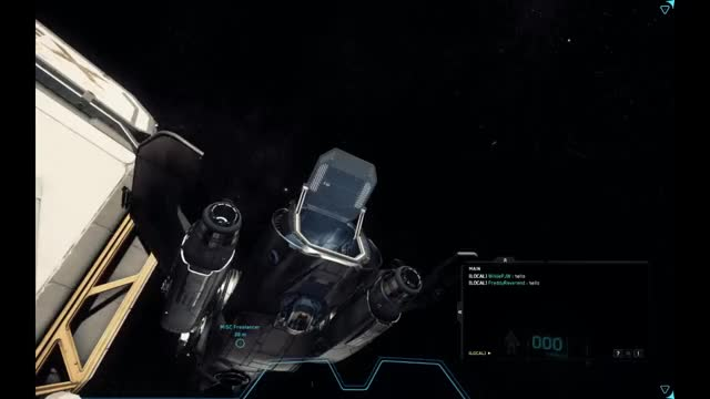 Watch Faceplant from EVA to Freelancer GIF by @ceescott on Gfycat. Discover more Gaming, PTU 2.1, starcitizen GIFs on Gfycat