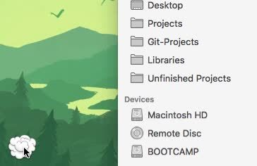 gamedev, productivity, I guess I'm still working on it then ... GIFs