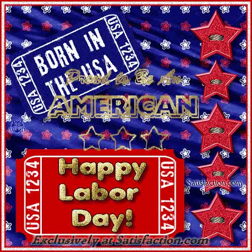 Watch and share Proud To Be An American - Happy Labor Day GIFs on Gfycat