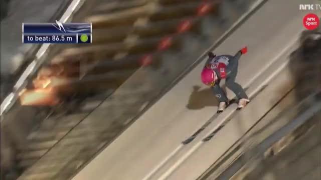 Watch and share Ski Springen Sturz GIFs and Ski Jumping Crash GIFs on Gfycat