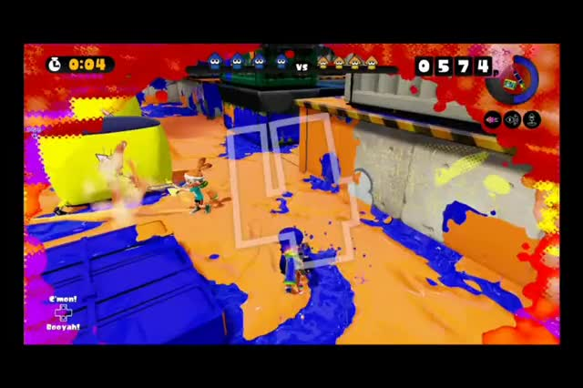 Watch SLAP SLAP SLAP GIF by @macguffinman on Gfycat. Discover more splatoon GIFs on Gfycat