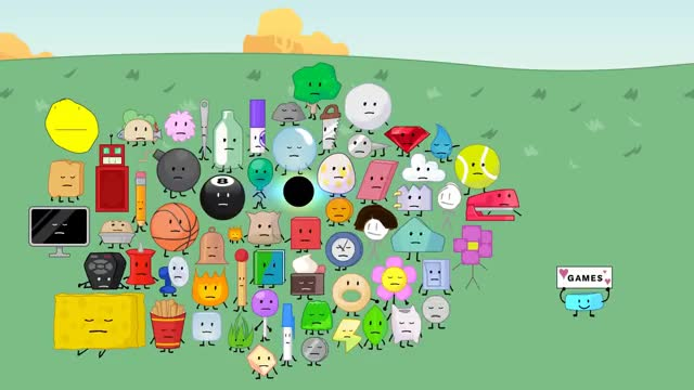 Watch and share Everyone Is Excited About A BFDI GIFs on Gfycat