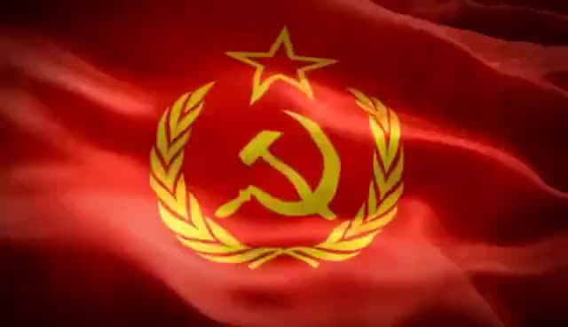 Watch and share USSR Flag GIFs on Gfycat