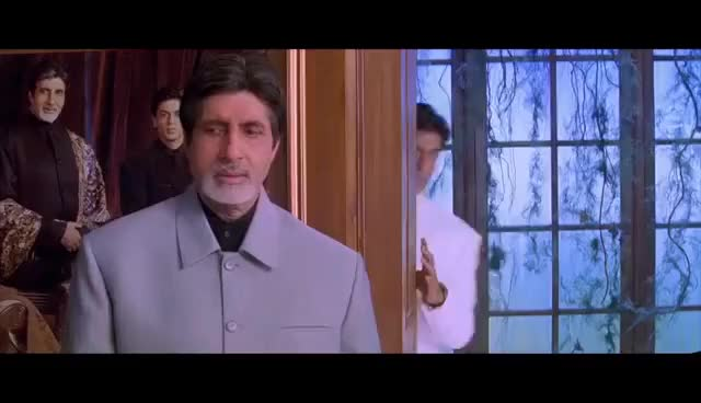 Watch and share Amitabh Bachchan GIFs and Shah Rukh Khan GIFs on Gfycat
