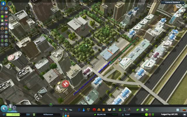 Watch and share Tip: Recolour Your Public Transport Lines (vehicles Change Too). Banish Blue, Green Gone, Red Dead (reddit) GIFs on Gfycat