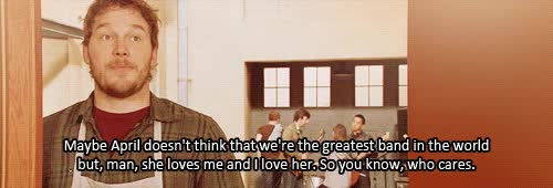 Watch Parks and Recreation - 3x10 - Soulmates GIF on Gfycat. Discover more chris pratt GIFs on Gfycat