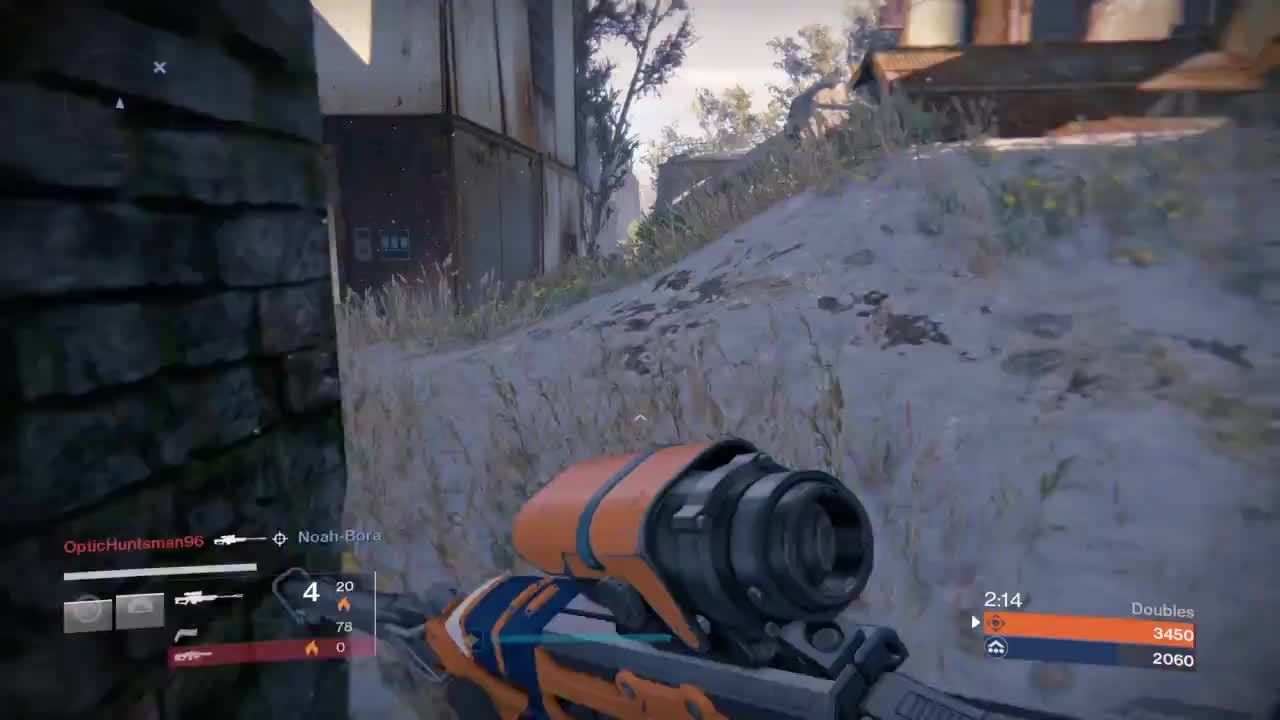 #PS4share, PlayStation 4, Sony Computer Entertainment, Destiny - MLG Moments - Snipes! GIFs