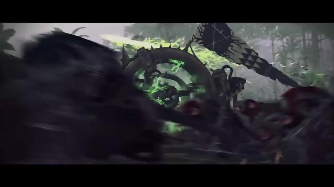 1080p, 60fps, Game, GamePlay, MOORS, NEW, Rats, announce, ca, clan, council, doomwheel, high, in-game, pestilens, skaven, trailer, ultra, vermintide, warhammer, Total War: WARHAMMER 2 – Skaven In-Engine Trailer GIFs