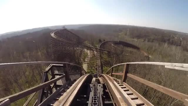 Watch The Beast AWESOME Wooden Roller Coaster POV Kings Island Ohio GIF on Gfycat. Discover more Kings, Park, Theme, alvey, amusement, beast, classic, coaster, front, on-ride, onride, pov, review, ride, rides, robb, roller, rollercoaster, seat, thrill GIFs on Gfycat