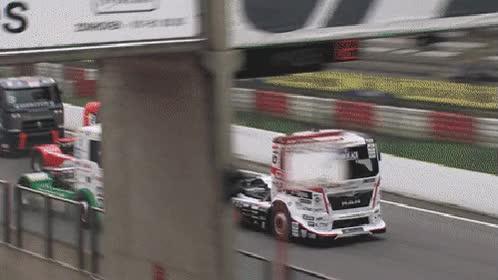 Watch and share Trucks 18 Wheel GIFs on Gfycat