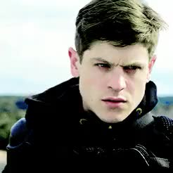 Watch and share Simon Bellamy GIFs and Iwan Rheon GIFs on Gfycat
