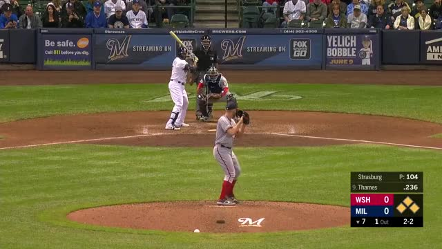 Watch and share Milwaukee Brewers GIFs and Baseball GIFs by craigjedwards on Gfycat