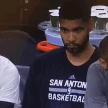Watch and share Tim Duncan GIFs on Gfycat