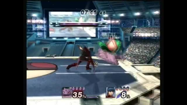 Watch Marth teching an Ivy dair while grounded, nerds GIF on Gfycat. Discover more ivy, mart, project m GIFs on Gfycat