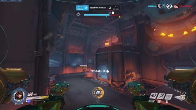 Watch and share Overwatch GIFs and Melted GIFs by faelan on Gfycat