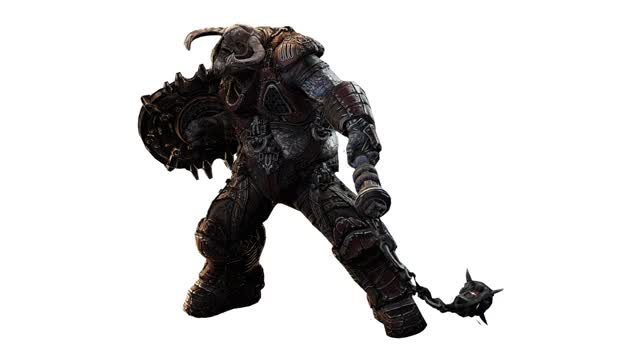 Watch and share Gears Of War 3 Mauler By Elberto333 GIFs on Gfycat