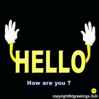 Watch and share Waving Hello GIFs on Gfycat