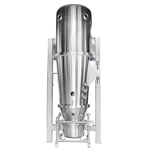 Watch and share Fluid Bed Granulator, Fluid Bed Granulation, Fluidized Bed Granulator - Senieer GIFs by Senieer on Gfycat