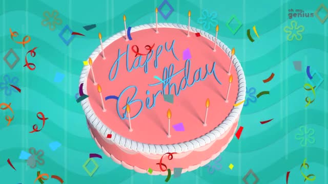 Watch and share Happy Birthday Song GIFs by DeeBrhm on Gfycat