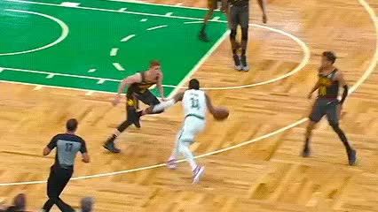 Watch Kyrie Irving — Boston Celtics GIF by off-hand on Gfycat. Discover more 121418 GIFs on Gfycat