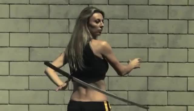 Watch and share Danse Sabre GIFs on Gfycat