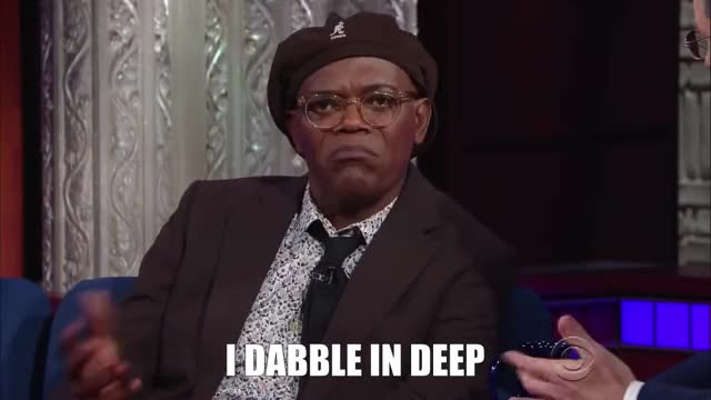 Watch this dabble GIF by Absolute Unit 🔥🔥 (@entfanatic) on Gfycat. Discover more dabble, i dabble, samuel l jackson GIFs on Gfycat