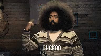 Watch and share Scott Aukerman GIFs and Reggie Watts GIFs on Gfycat