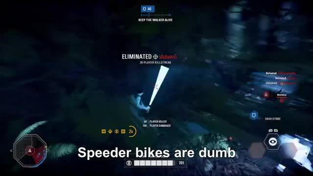 Watch this GIF by Gamer DVR (@xboxdvr) on Gfycat. Discover more HoboCommand3r, STARWARSBattlefrontII, xbox, xbox dvr, xbox one GIFs on Gfycat