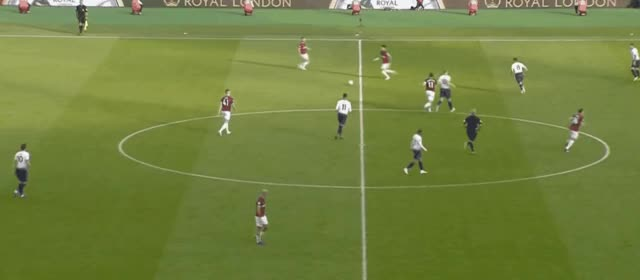 Watch and share Felipe Anderson Pass Vs Tottenham 02 18-19 GIFs by FIFPRO Stats on Gfycat