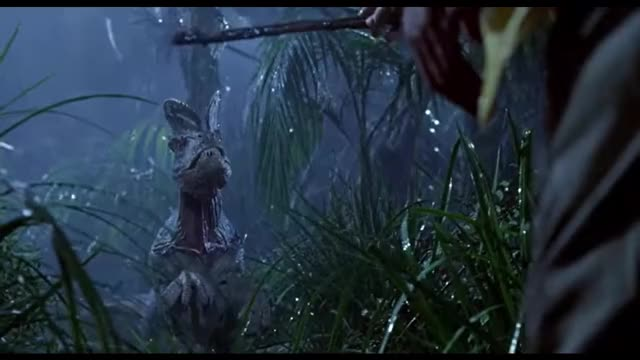Watch and share Jurassic Park GIFs and Dennis Nedry GIFs on Gfycat
