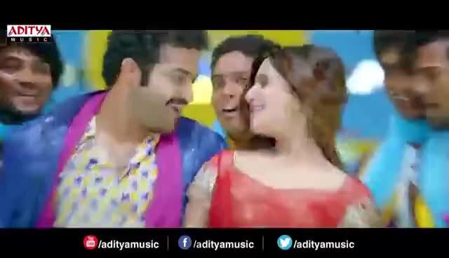 Watch and share Garam Garam Chilaka Full Video Song ||  Rabhasa Video Songs || Jr Ntr, Samantha, Pranitha GIFs on Gfycat
