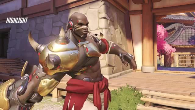 Watch Sneak :) GIF by @parrotonacid on Gfycat. Discover more highlight, overwatch GIFs on Gfycat