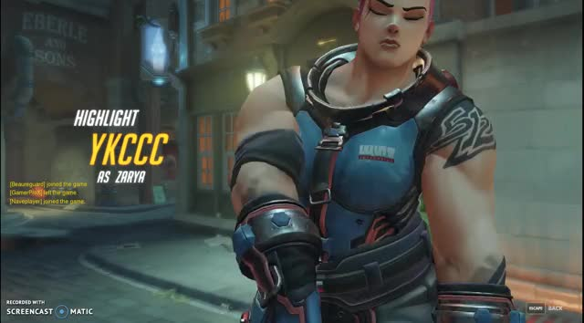 Watch and share Overwatch GIFs by ykcccc on Gfycat