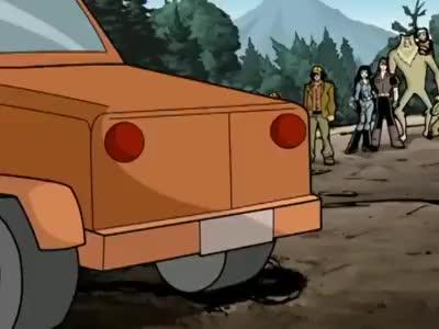Doc Tilting Car