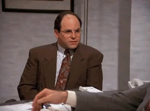 Watch and share Post George Costanza Was That Wrong GIFs on Gfycat