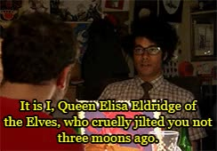 Watch dnd GIF on Gfycat. Discover more richard ayoade GIFs on Gfycat