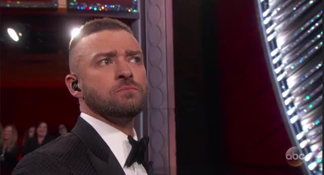 Watch this oscars 2017 GIF by GIF Reactions (@visualecho) on Gfycat. Discover more justin timberlake, justintimberlake, oscars, oscars2017 GIFs on Gfycat