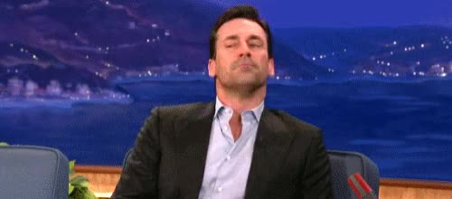 Watch this curated GIF on Gfycat. Discover more jon hamm, nod, okay, yes GIFs on Gfycat