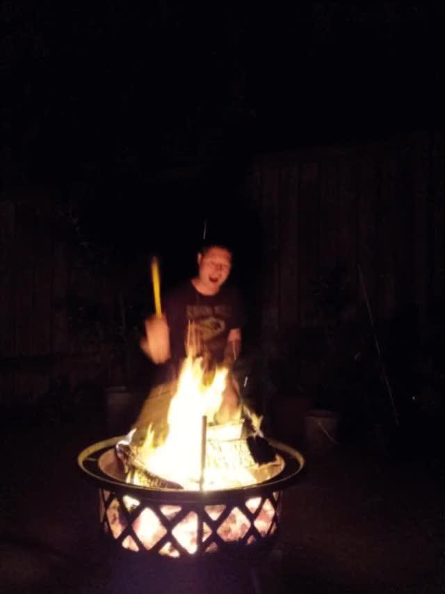 Watch and share Fire Breaker GIFs by fealieu on Gfycat