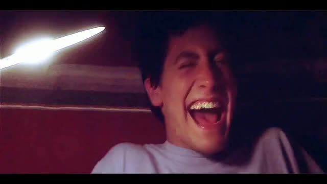 Watch and share Jake Gyllenhaal GIFs and Donnie Darko GIFs on Gfycat