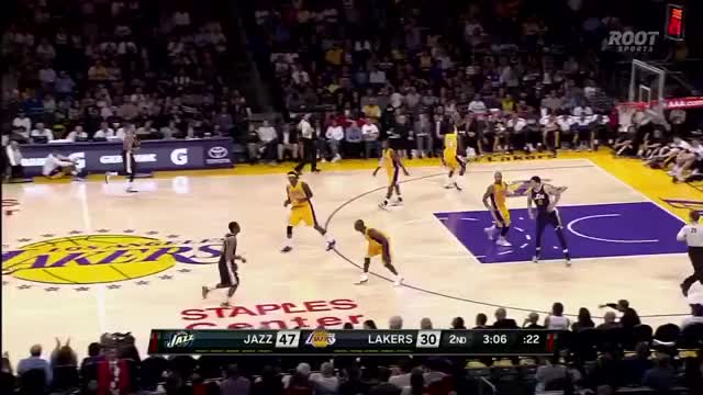 Watch and share Los Angeles Lakers GIFs and Basketball GIFs by The Livery of GIFs on Gfycat