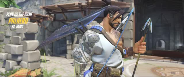 Watch Hanzo potg GIF on Gfycat. Discover more overwatch, potg GIFs on Gfycat
