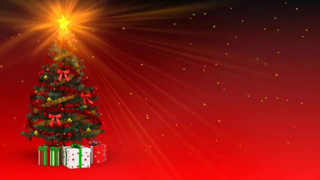 Watch and share FREE HD Video Backgrounds – Celebrations – Christmas Tree With Presents – Seamless Loop Animation GIFs on Gfycat