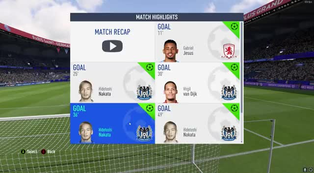 Watch and share FIFA 19 2018-12-21 오전 1 19 39 GIFs on Gfycat